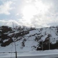 雪降り天気
