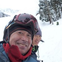 阿寺山 山スキー