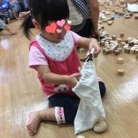 ぎふの木のおもちゃで遊ぼう