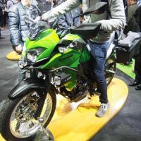 大阪モーターサイクルショー2017へ