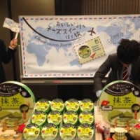 Cheese sweets Journey抹茶のチーズスイーツ〜RSP55〜