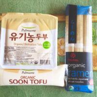 韓国系メーカーの絹ごし豆腐が手に入った???