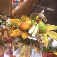 またまた楽しく出来ました「紅葉の葉を作ろう!」