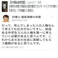 #拡散希望 画像 殺された少年に鞭打つ #福島瑞穂