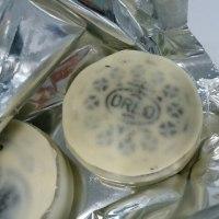 ホワイトチョコのオレオ
