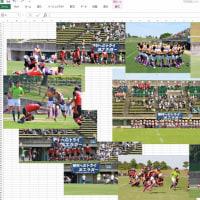 写真整理&公式ブログアップ