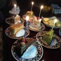 ばあちゃんお誕生日