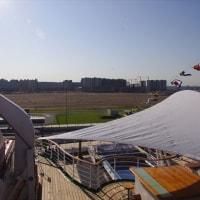 ピースボード サンクトペテルブルク港に 11-1