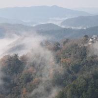 スゴイ「霧」でしたね・・・