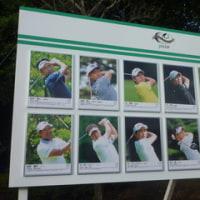 ゴルフボランティア・日本シリーズJTカップin東京よみうりCC