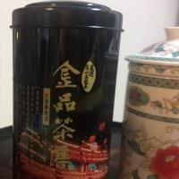 台湾の烏龍茶