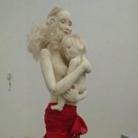 富士美術館、創作人形展、幻燈会