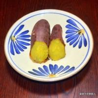 昨日の3時チャー☆ 美味しい焼き芋 (*^_^*)