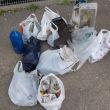 地域ゴミ拾い