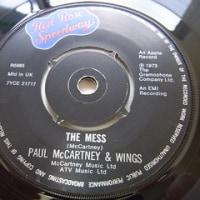 ポール・マッカートニー&ウィングス/ My Love// The Mess