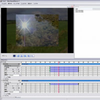 【Windows】タイムライン動画編集ソフト:NicoVisualEffects
