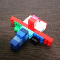 二代目:8作目ブロックグレードガンタンク