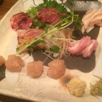 【玉造】「今ちゃんの『実は…』」でも紹介☆牛・豚・鶏・馬、豊富なメニューの串焼店(串焼 きんぎょ)