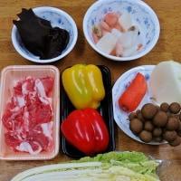 色彩も食味も良い料理です!・・・野菜たっぷり八宝菜