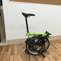 世界最強 実用車(折りたたみ自転車)