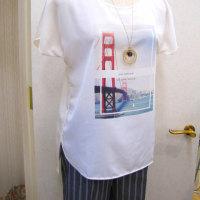 シャツもTシャツも可愛い