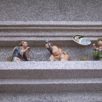 陶器の人形?
