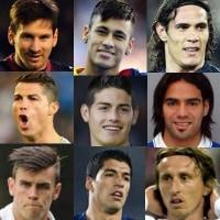 サッカー選手(世界)