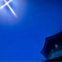23/Oct  月夜の星座と朝焼けの富士山、オオタカとエゾビタキとカワセミ
