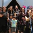 金沢動物園で歌ってきました!