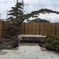 堀川にある日本庭園^0^