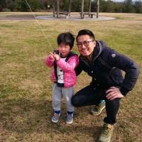 日曜日は福知山・三段池公園で凧揚げ