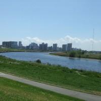 多摩川を下り羽田まで