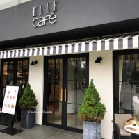 ELLE cafe AOYAMA CAFE RESTAURANT(エル カフェ 青山 カフェレストラン)でELLE cafe  マンゴーボンボン