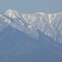 丹沢、塔ノ岳