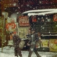 NYの街並み、ソール・ライター展