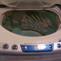 やっぱ洗濯機は新しいのに限るね