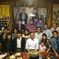 2016 沖縄県立中部病院Boot camp Day#3-3懇親会(without喜舎場師匠)