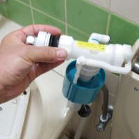 トイレのボールタップ交換