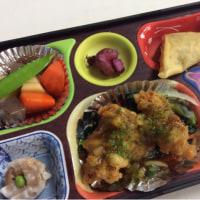 生姜ソース鶏