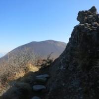 秋晴れの浅間山