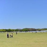 快晴の「海の中道 海浜公園」へ