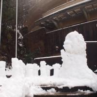 雪のカーニバル、雪像作りコンテストに今年も参加します