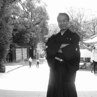 石清水八幡宮「桜祭り」での演武