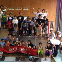 iS OLLiES 2014 SK8CAMP ��ݡ���