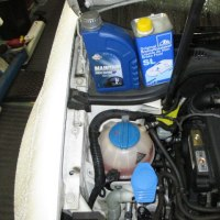 VW GOLF5 WAGON,車検のお手伝い、続編