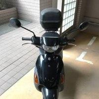 新しく加わったバイク