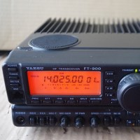 FT-900 調整