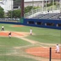 【野球部】平成29年度 静岡市中学校総合体育大会 静岡ブロック野球大会 二回戦