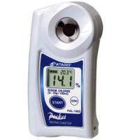 ポケット食塩水濃度計 PAL-106S アタゴ