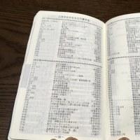 2017年版新潟県民手帳